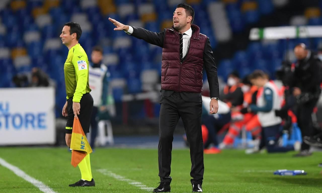 """Napoli-Milan, Bonera: """"Scudetto? E' presto ma ne siamo consapevoli"""""""
