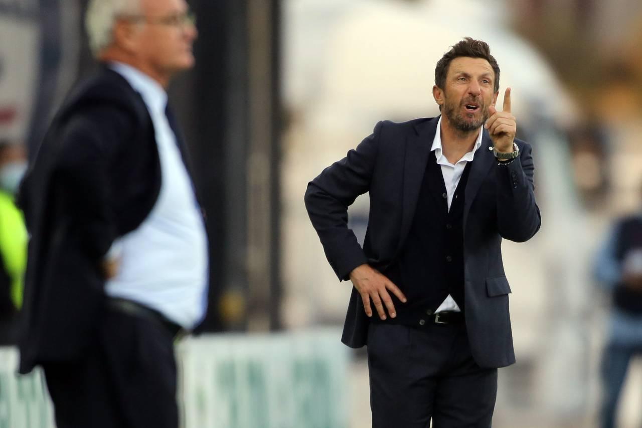 Cagliari-Juventus Di Francesco