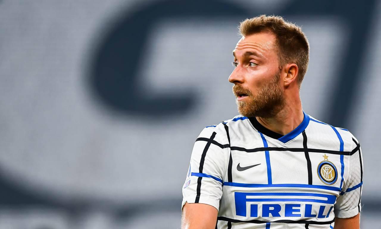 Calciomercato Inter Eriksen