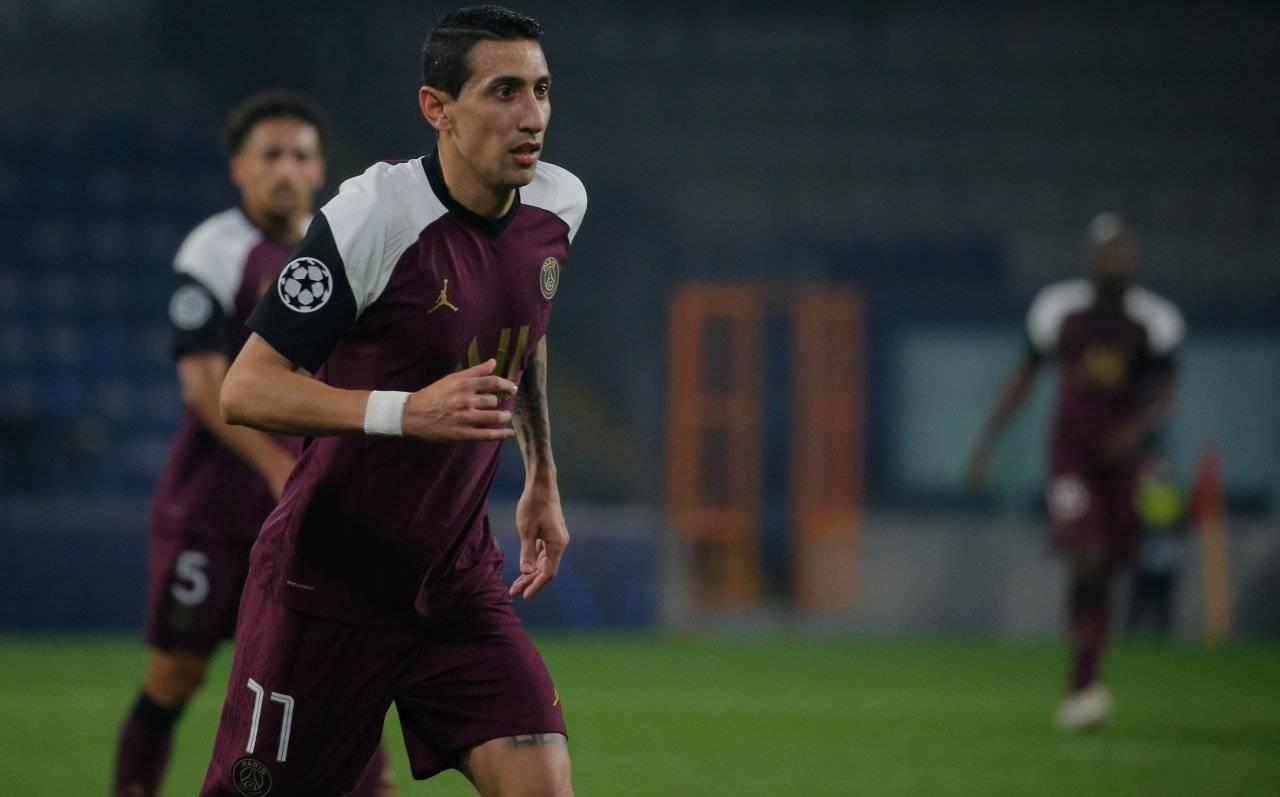 Calciomercato Juventus Di Maria