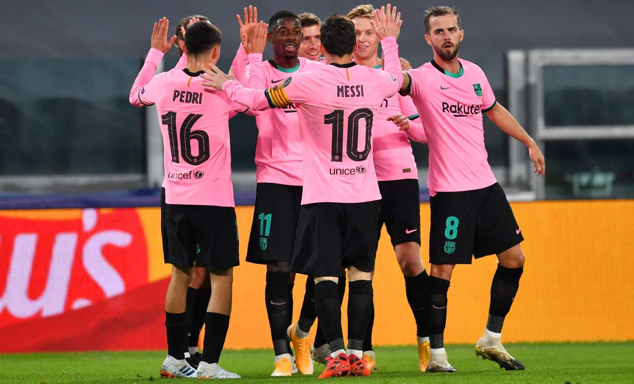 Calciomercato Juventus Dembele
