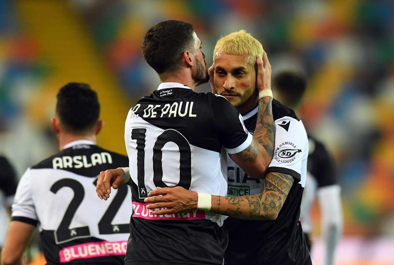 Calciomercato Inter De Paul