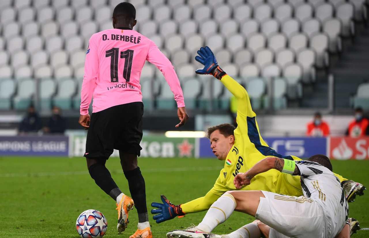 Calciomercato Juventus Dembel