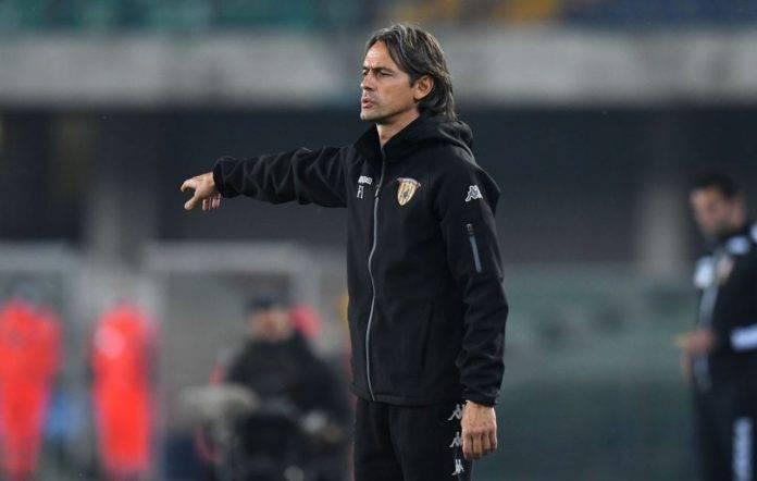 Inzaghi dopo Sassuolo-Benevento