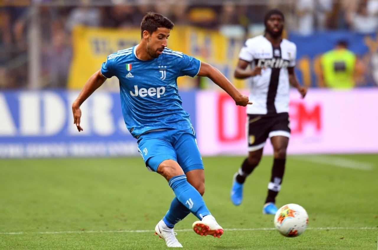 Calciomercato Juventus, addio Khedira