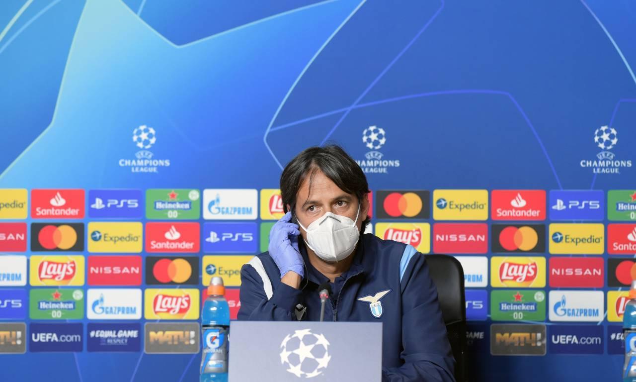 Lazio Inzaghi Conferenza