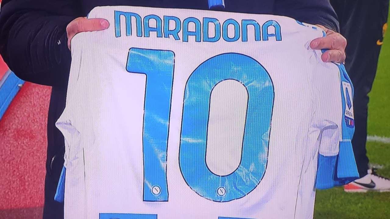 Maglia Napoli Maradona