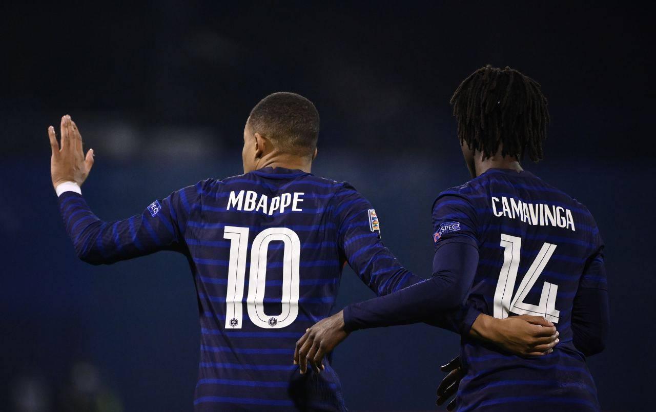 Calciomercato Juventus Mbappé
