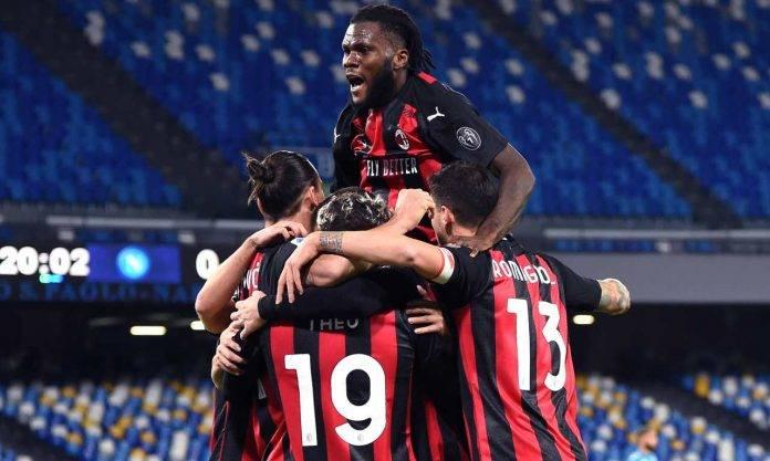 Milan infortunio Theo Hernandez Ibrahimovic