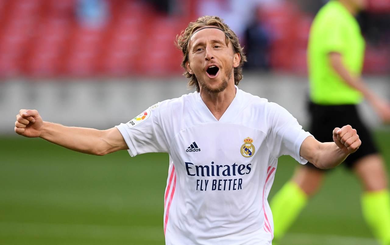 Calciomercato juventus Modric
