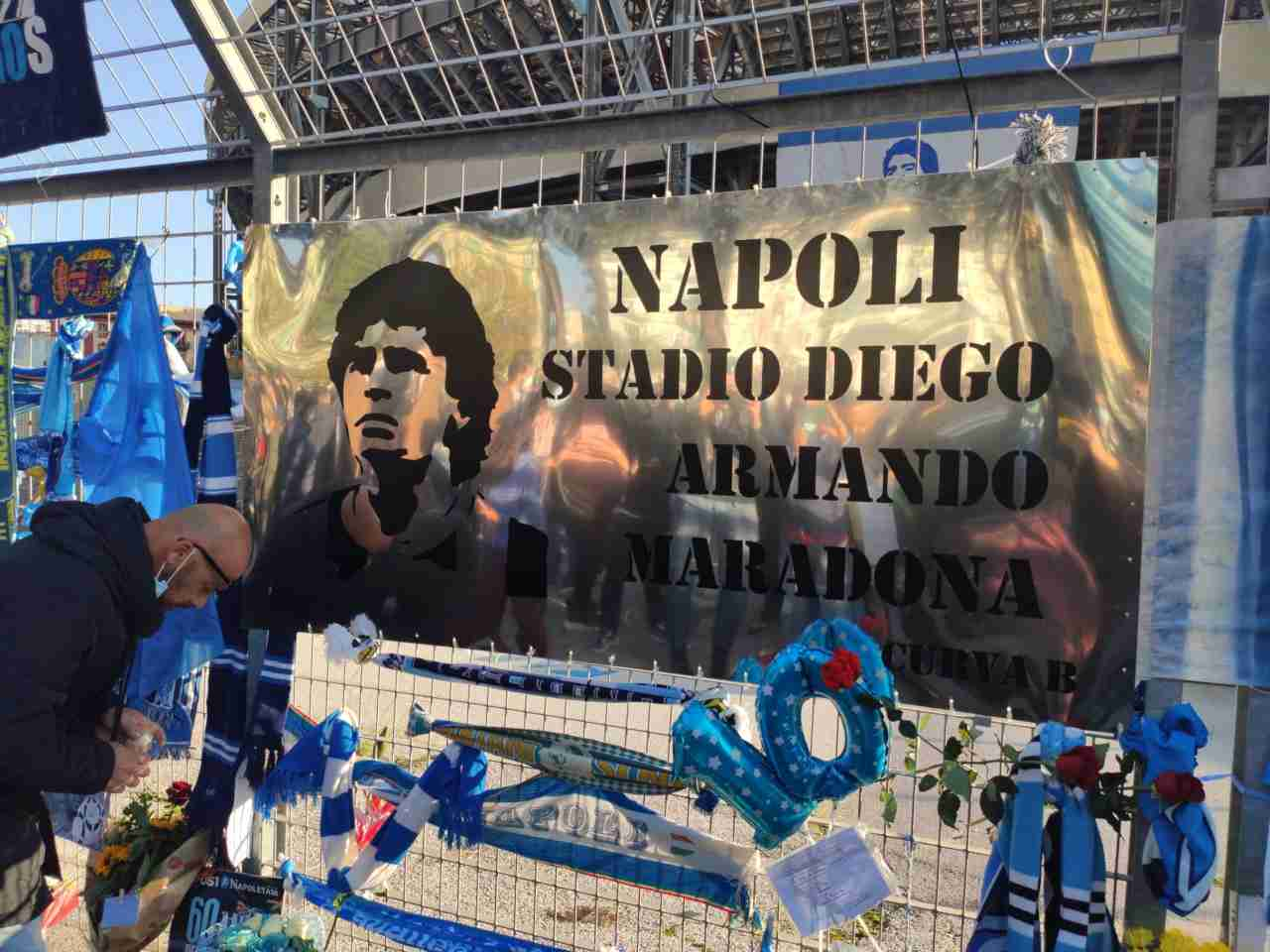 Napoli stadio Maradona