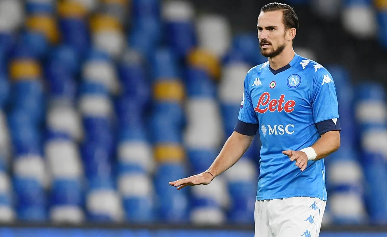 Calciomercato Napoli Fabian Ruiz