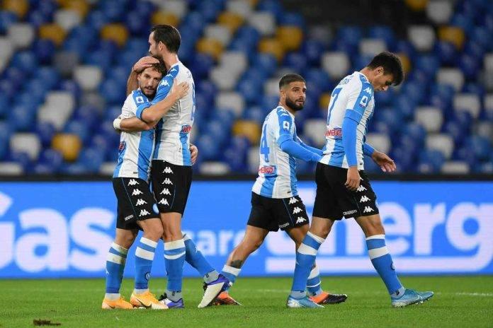 Napoli-Roma gol