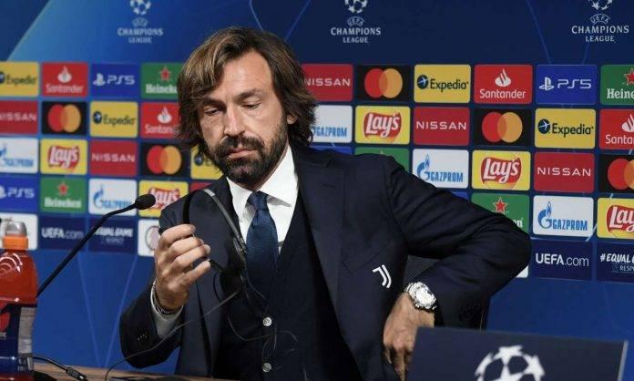 Pirlo Juventus Conferenza