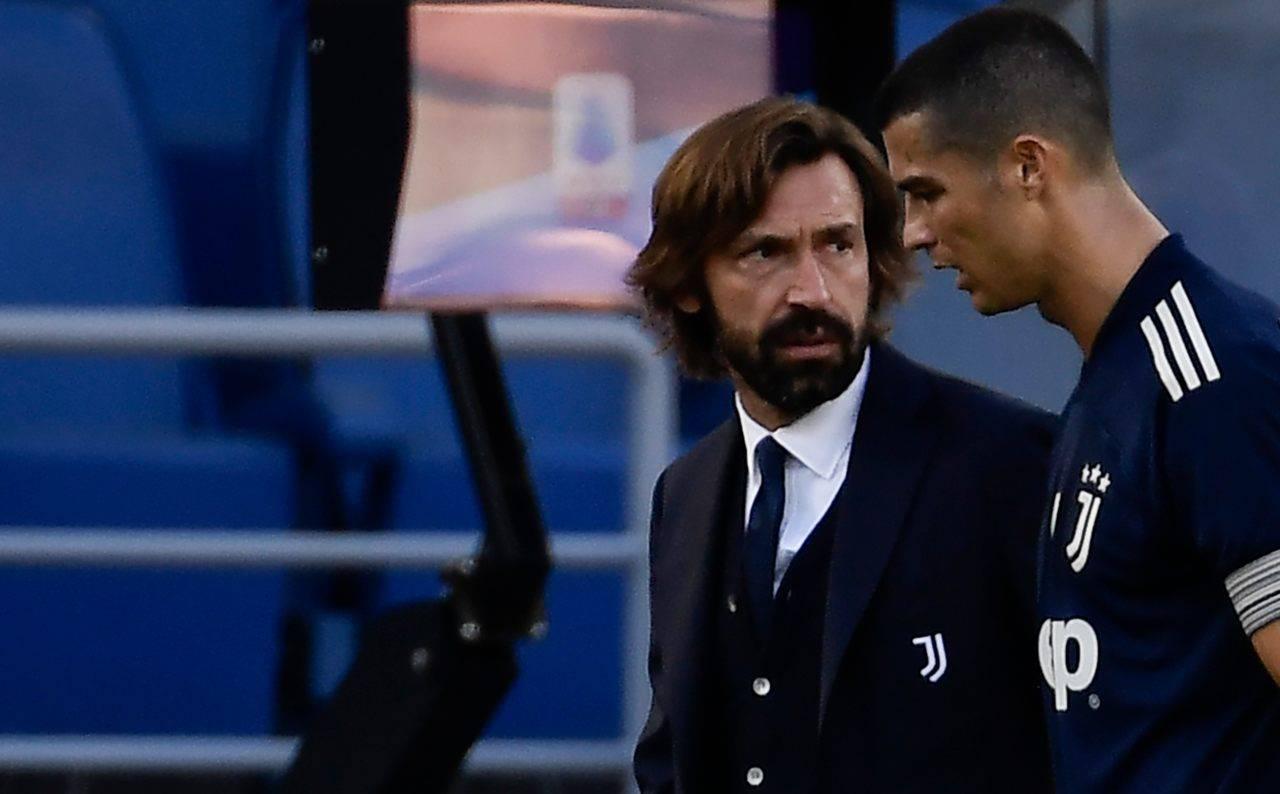 Juventus Pirlo convocati
