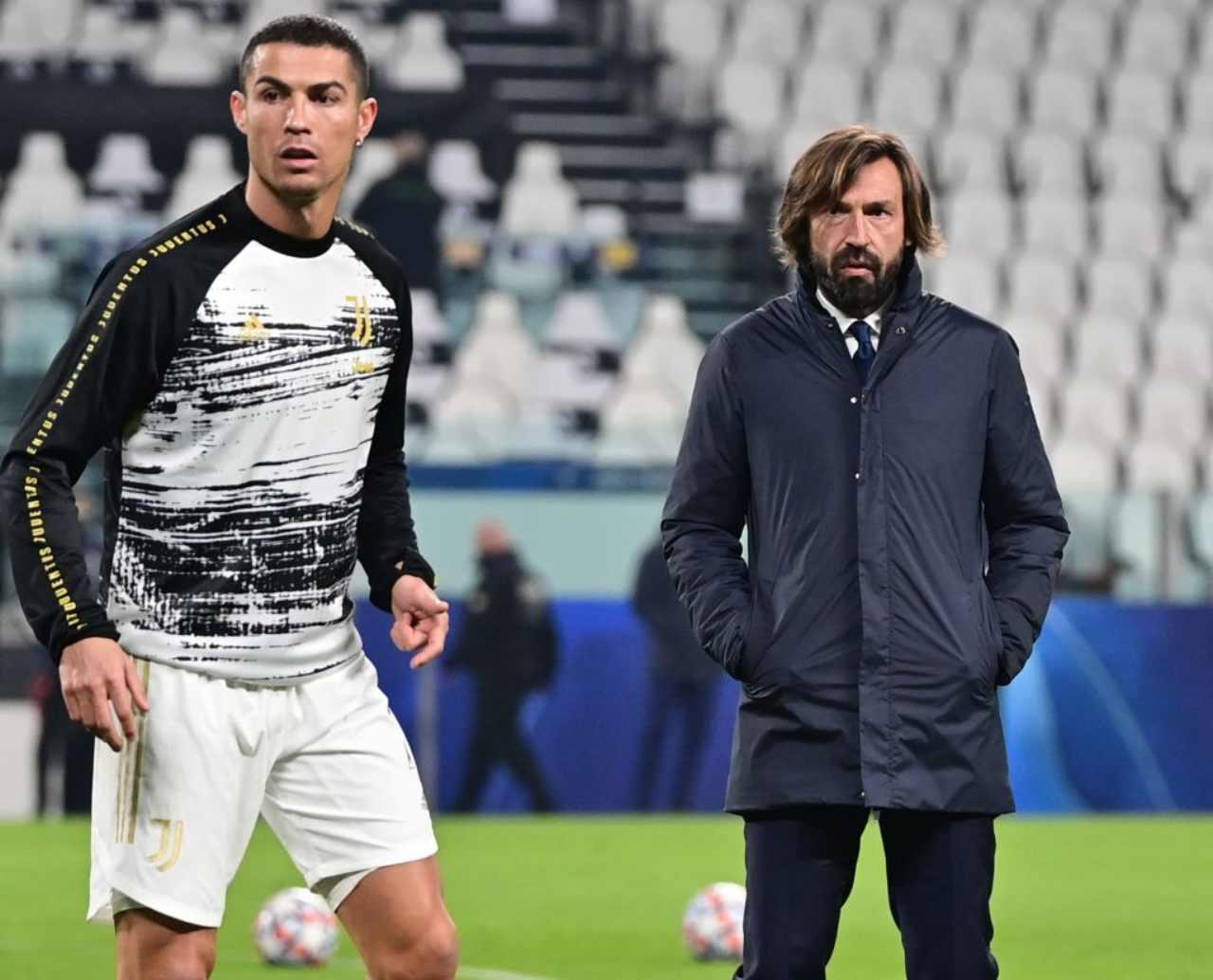 Juventus, Ronaldo non convocato