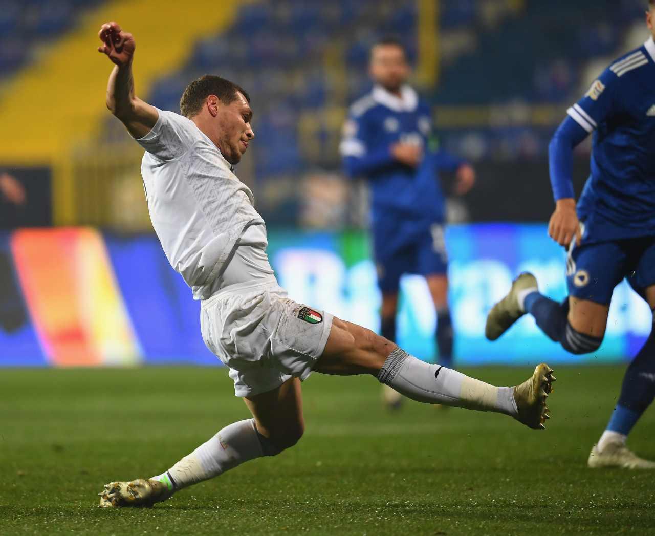 Bosnia-Italia risultato tabellino
