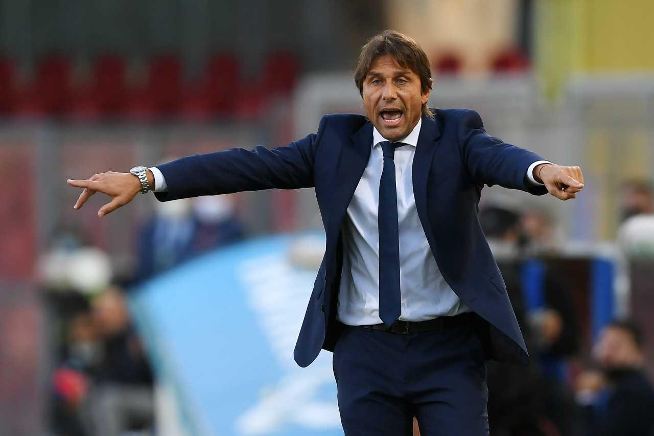 Mercato Inter: Conte