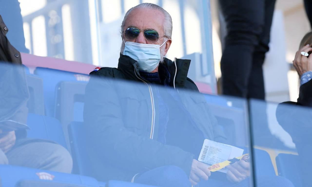 de laurentiis Napoli calciomercato