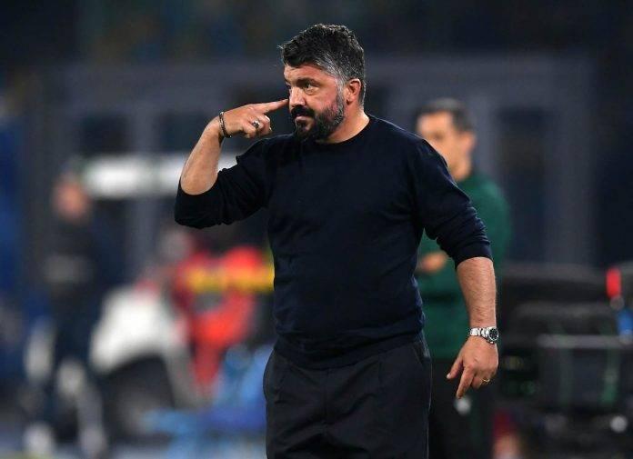 Napoli Gattuso recupera Mertens