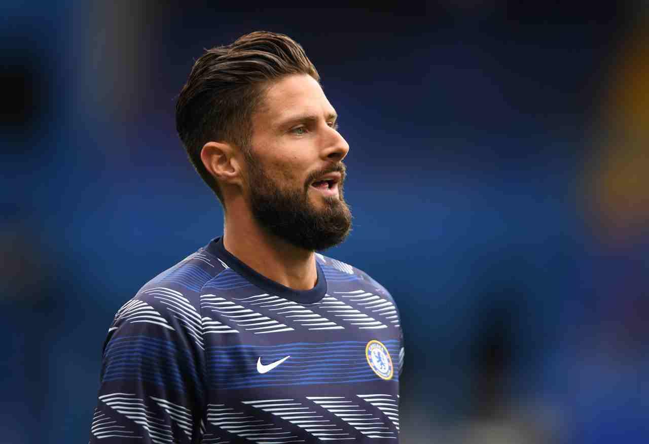 Calciomercato Inter: Giroud