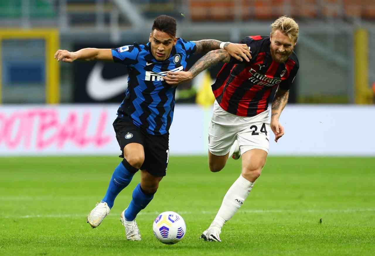 Mercato Inter: Lautaro Martinez
