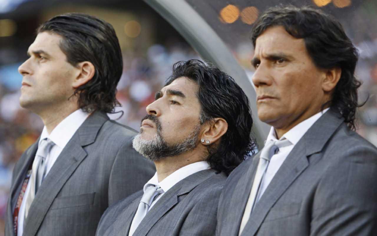 Notizie salute Maradona