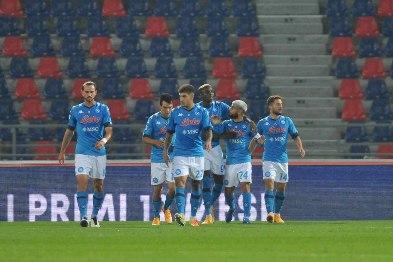 Calciomercato Napoli rinnovo Fabian Ruiz