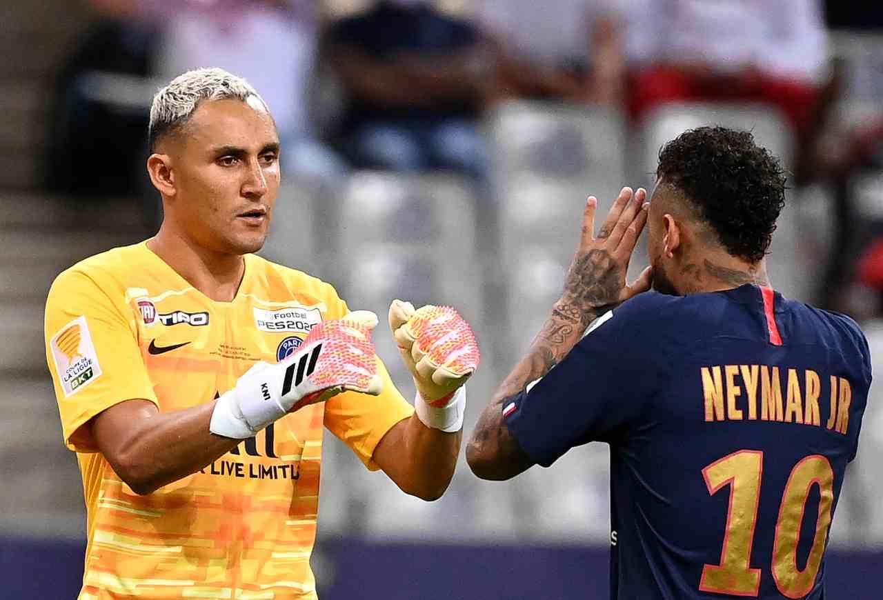 Mercato Juventus: Keylor Navas