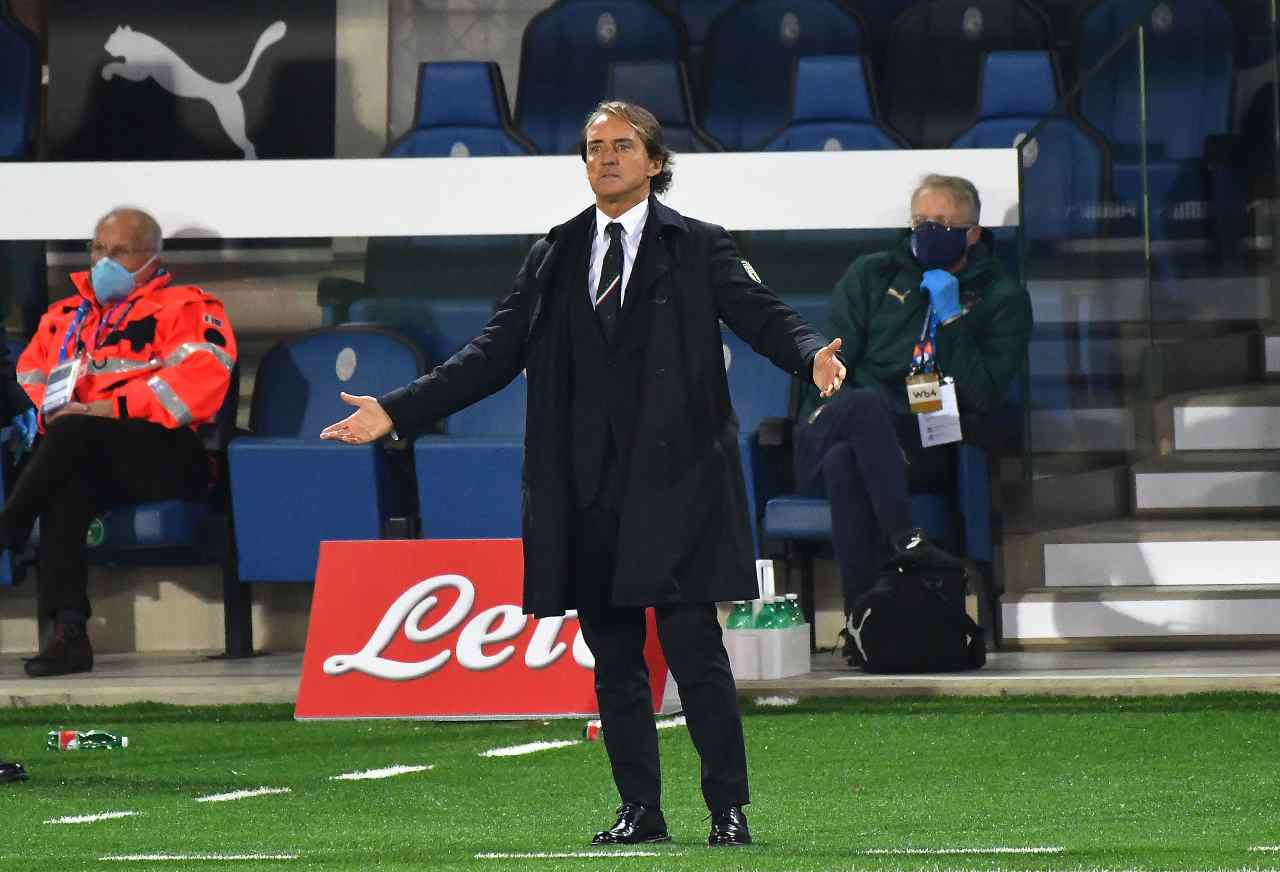PSG Mancini
