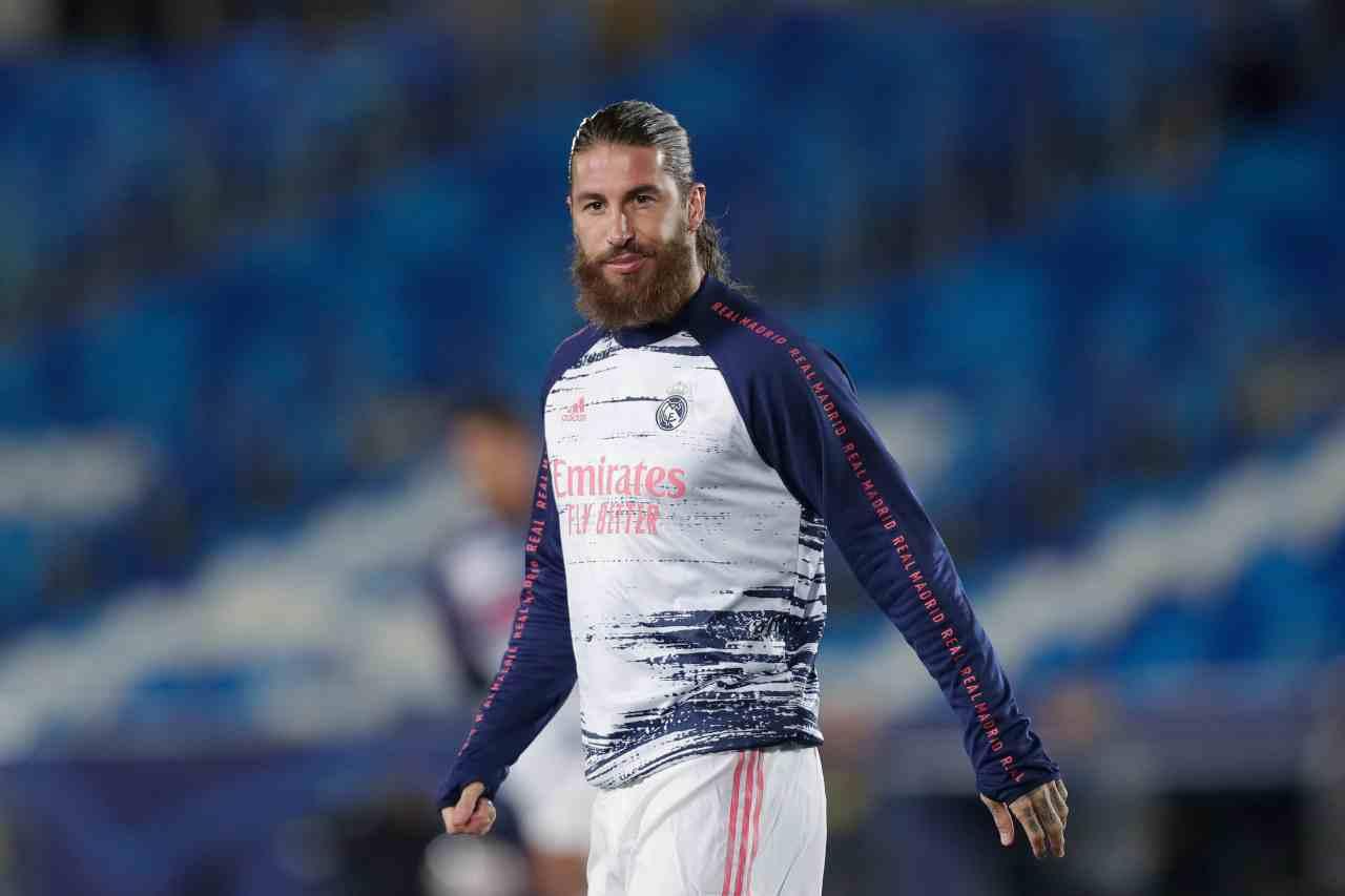 Calciomercato Sergio Ramos psg