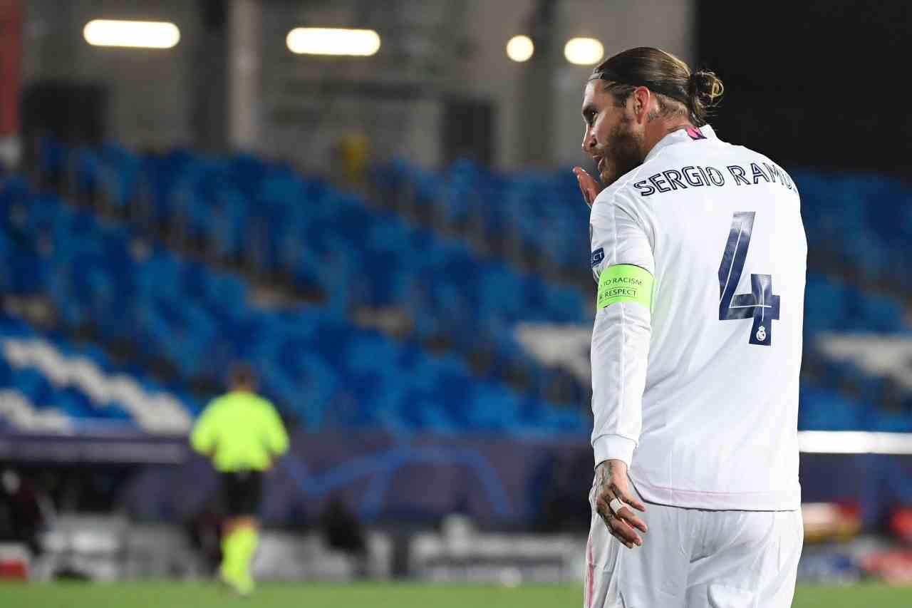 Calciomercato Juventus: Sergio Ramos