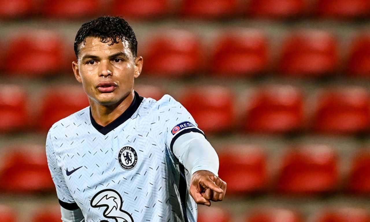 Thiago Silva Milan