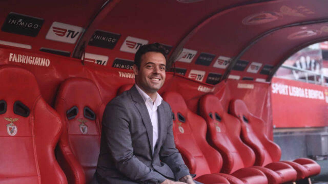 Tiago Pinto ds roma