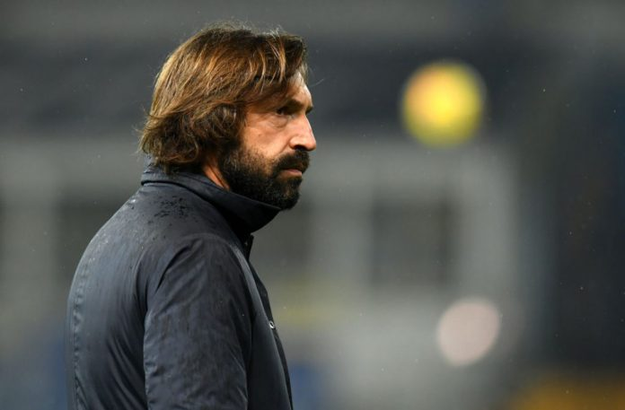 Juventus, conferenza Andrea Pirlo