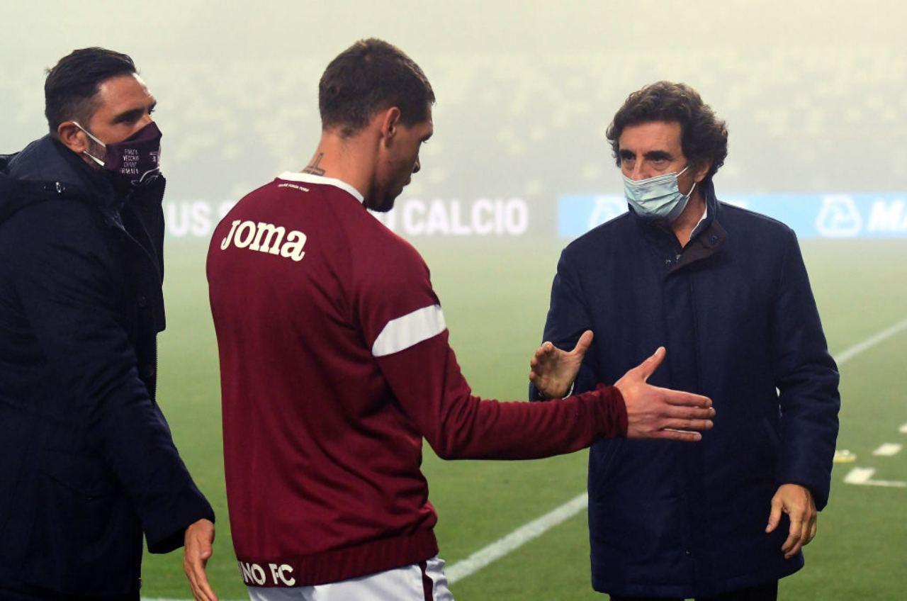 Calciomercato Torino, rinnovo Belotti