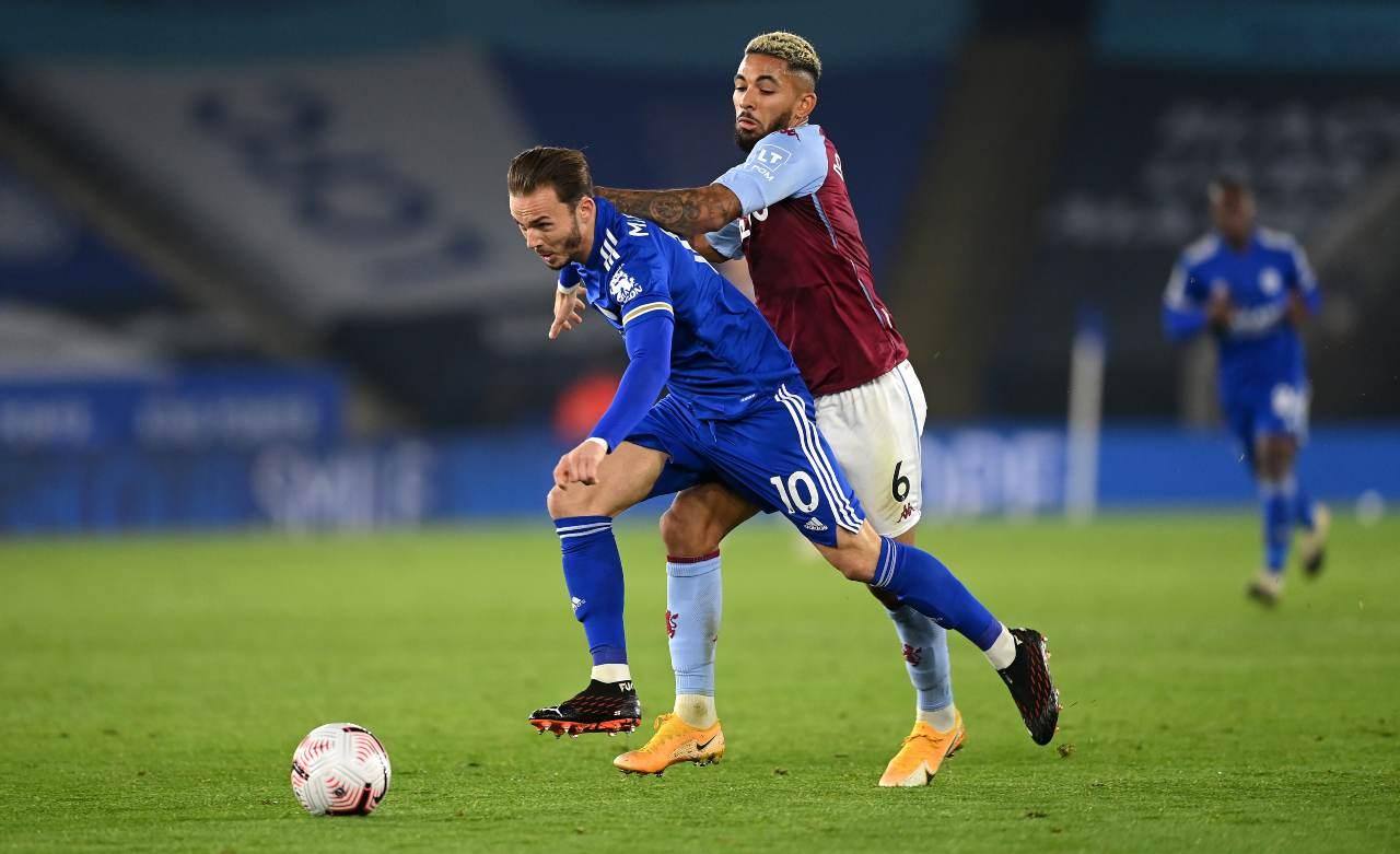 Calciomercato Juventus Douglas Luiz