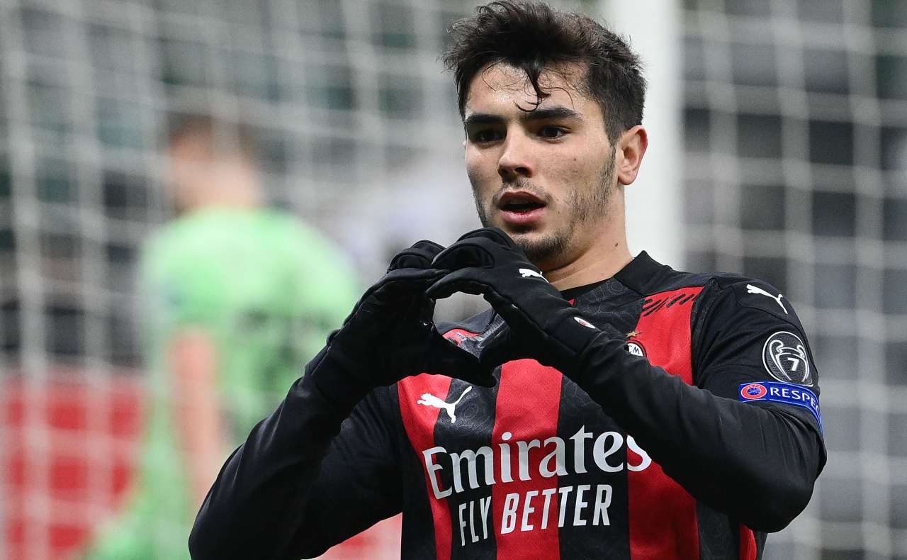 Calciomercato Milan Brahim Diaz