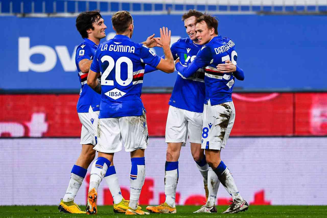 Calciomercato Napoli DAmsgaard