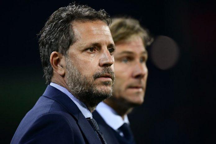 Juventus Paratici arbitro