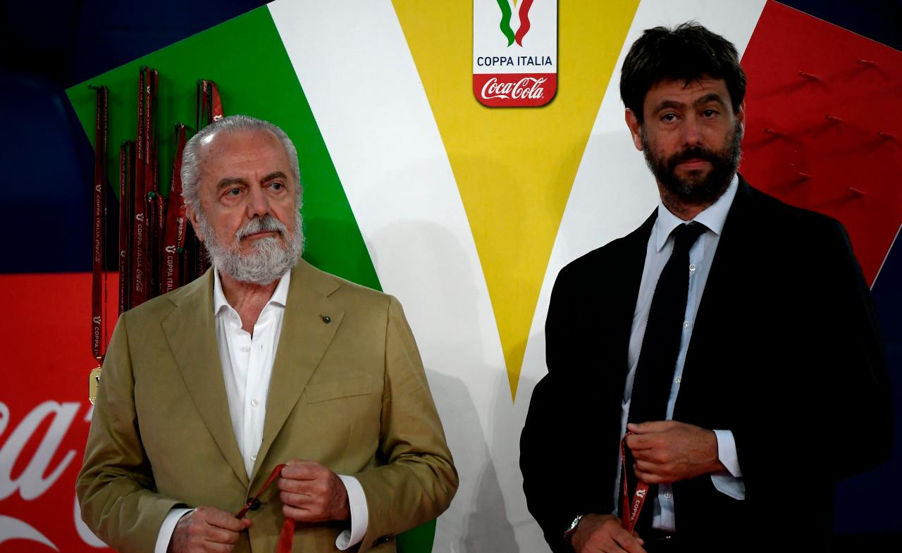 Juventus Napoli De Laurentiis