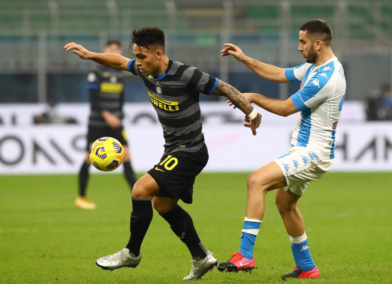 Calciomercato Inter rinnovo Lautaro Martinez
