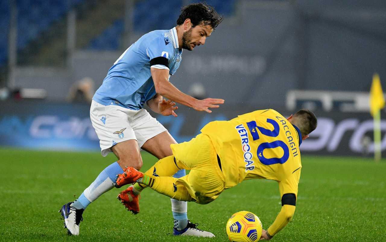 Lazio Verona Serie A