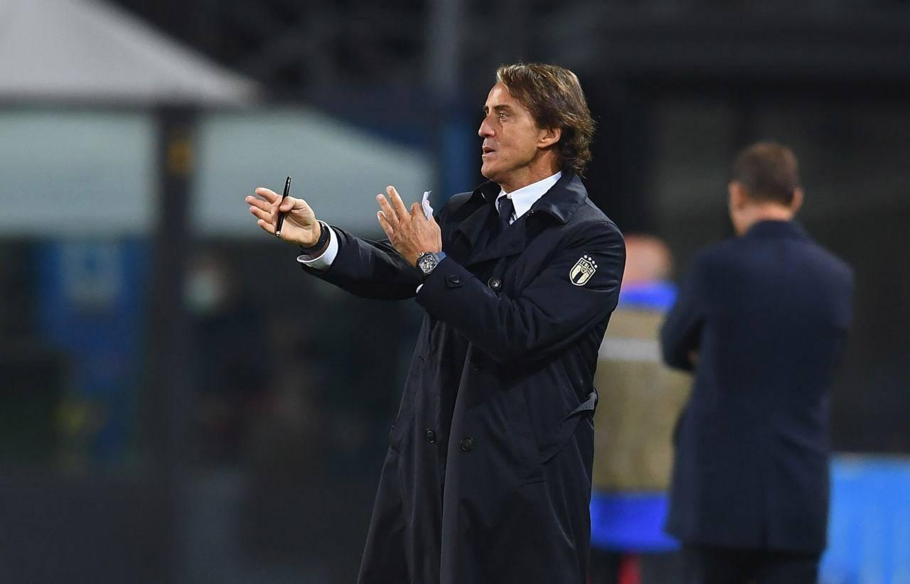 Intervista Mancini