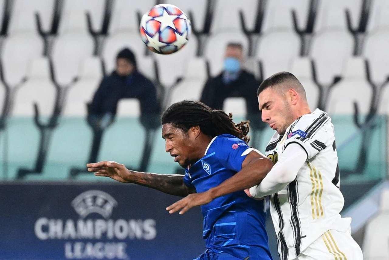 Calciomercato Juventus Demiral