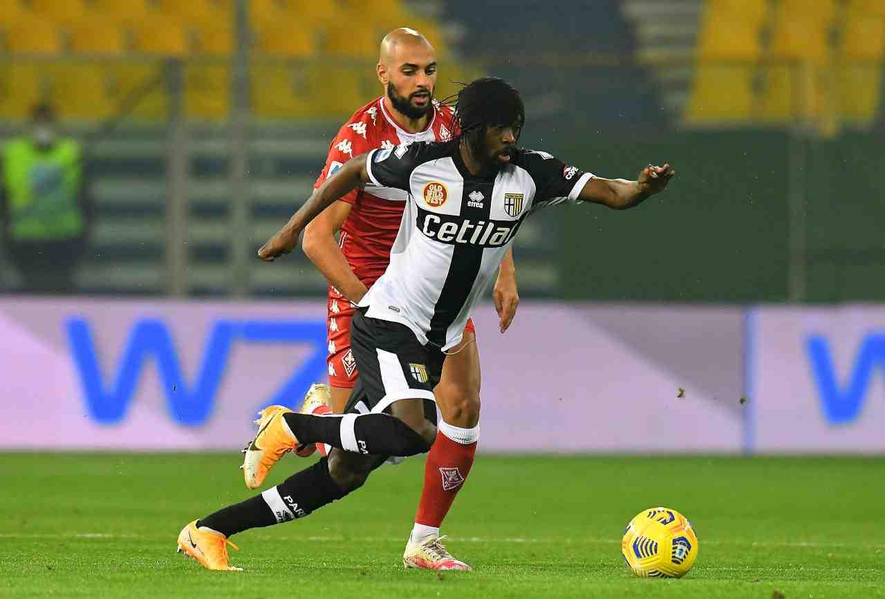 Calciomercato Parma Gervinho