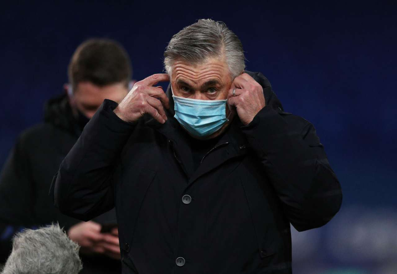 Intervista Ancelotti