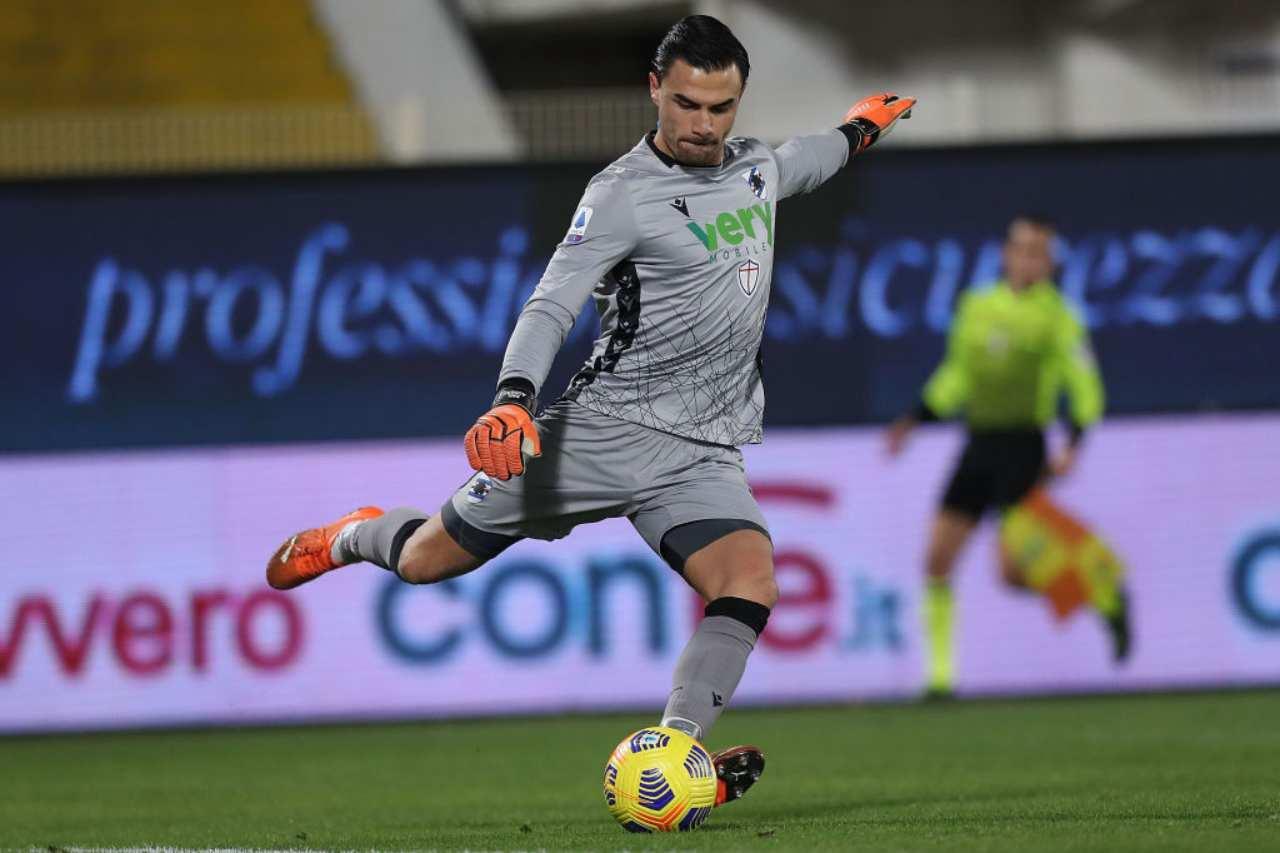 Notizie Sampdoria Audero