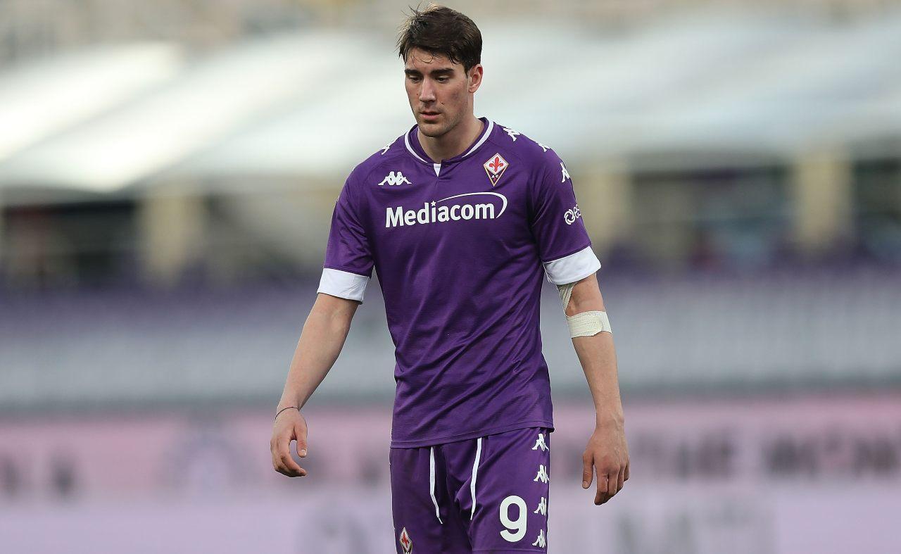 Calciomercato Fiorentina Vlahovic
