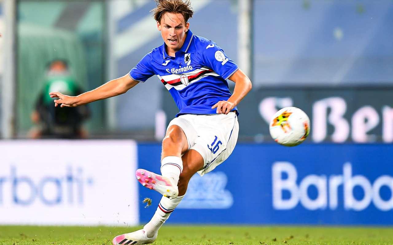 Calciomercato Sampdoria Askildsen